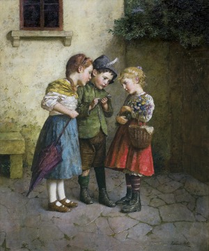 Adler Edmund, PIERWSZY ZEGAREK, PO 1920