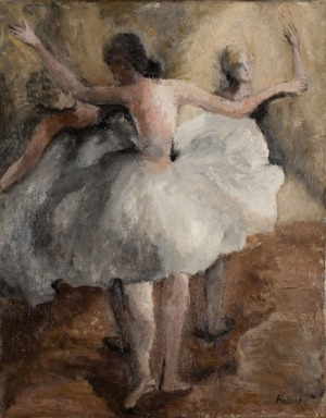 Alicja Halicka, BALETNICE
