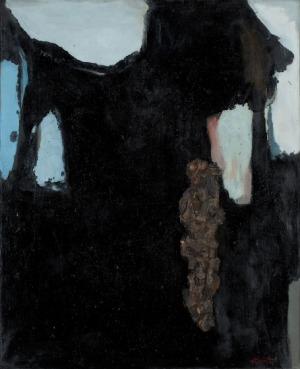 Tadeusz Kantor, PEINTURE, 1961