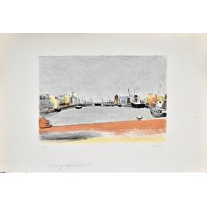 Henryk HAYDEN (1883-1970), Cherbourg, 1948
