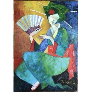 Jan Bonawentura Ostrowski - *** 70 x 50 cm.