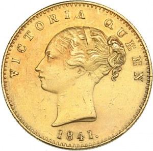 India - British India 1 mohur 1841