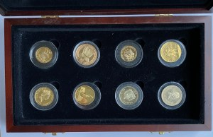 Wold lot of gold coins and gold medal - Olympics (8)