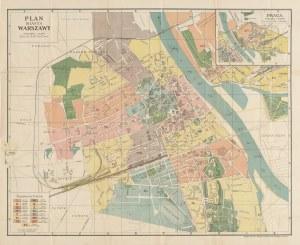 Przewodnik po Warszawie i okolicy z planem miasta [1914]