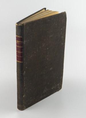 HEURICH Jan - Przewodnik dla cieśli, obejmujący cały zakres ciesielstwa [1874]