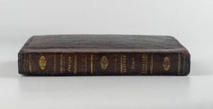 MICKIEWICZ Adam - Dziady. Poezye [wydanie pierwsze 1832]