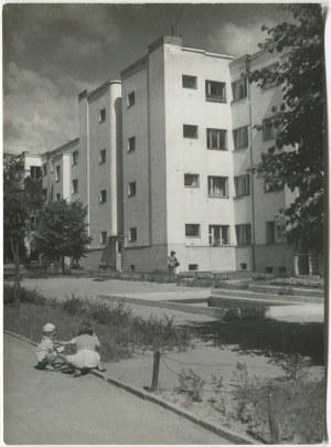 fotografia BUŁHAK Janusz - Żoliborz W.S.M. V kolonia [1949]