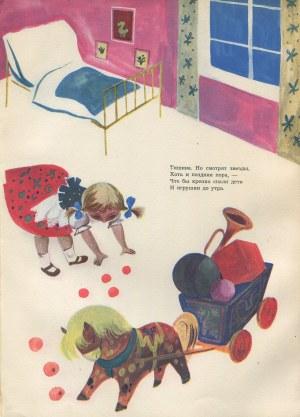 [dla dzieci] TIMOFIEJEW Grigorij - Stihi dla detej [ilustracje Jana Marcina Szancera]