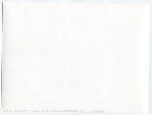 fot. artystyczna 17. RYDET Zofia - Z cyklu Mały człowiek 1958/2012