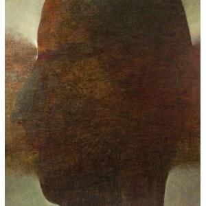 Zdzisław Beksiński (1929 Sanok - 2005 Warszawa), GÓ, 1997 r.