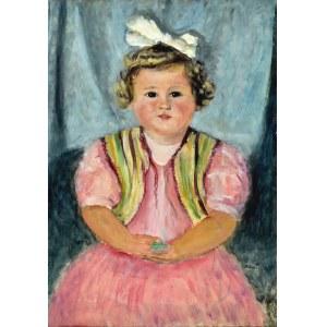 ANERI Irena Weissowa (1888-1981), Mała modelka