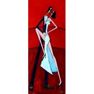 Małgorzata STĘPNIAK, Tango, 2020 r.