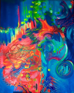 Joanna Ostrowska (ur. 1979), The Fish, 2020