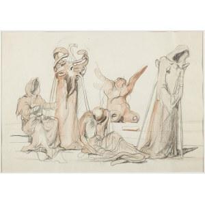 Franciszek Starowieyski, Kompozycja figuralna