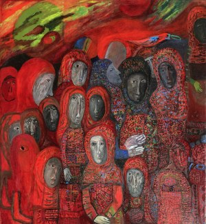 Krystyna Cękalska, Kobiety 1