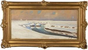 Julian Fałat (1853 Tuligłowy - 1929 Bystra), Bystra