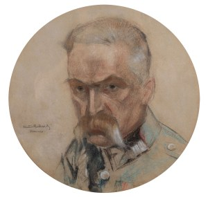 Tristan Richard (1875-1954), Piłsudski, 1930 r.