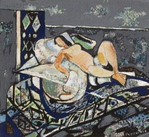 Joseph Pressmane (1904 Beresteczko- 1967 Paryż), Akt