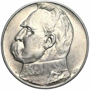 II RP - 10 złotych 1934 - Józef Piłsudski - Orzeł Strzelecki