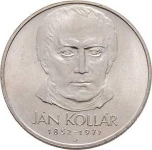 Československo 1961 - 1990, 50 Kčs 1977 - Ján Kollár, KM.87 (Ag700, 13.0g,