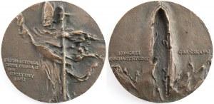 MEDAL, III PIELGRZYMKA JANA PAWŁA II DO OJCZYZNY, 1987