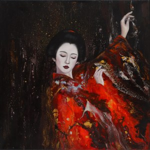 Patrycja Kruszyńska-Mikulska, Emotional dance, 2020