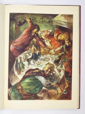 KRASICKI Ignacy - Satyry. Ilustr. Jan Marcin Szancer.