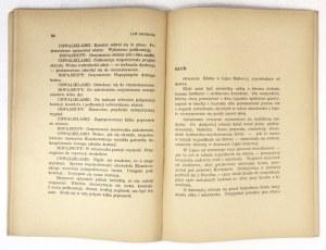 HUSZCZA Jan - Łbem o ścianę. [Łódź] 1946. Książka. 8, s. 130. broszura.