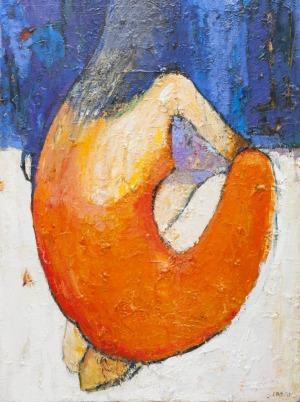 Jolanta Caban (1962), Akt (2015)