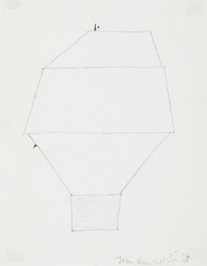 Jerzy NOWOSIELSKI (1923-2011), Abstrakcja, 1948