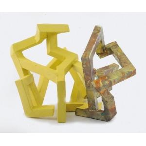 Maria NIEWIADOMSKA (ur. 1961), Rzeźba przestrzenna