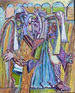 Tomasz Kuran, Rozmowa z faryzeuszami