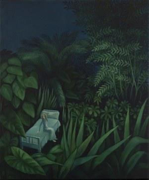 Malwina de Brade, Sen o ogrodzie, 2020