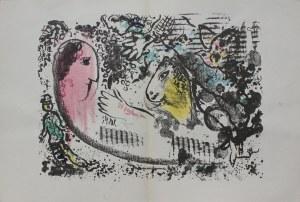 Marc Chagall (1887-1985) Marzenie