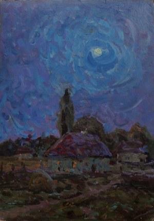 Anatolij Nikiforovicz Fomin (1925-2013) Nokturn
