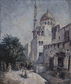 Otto Pippel (1878-1960) Minaret