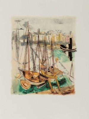 Mojżesz Kisling, Port w Saint Tropez