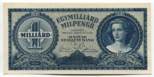 Hungary 1 Milliard Pengö 1946