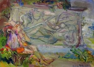 Kasper POCHWALSKI (1899-1971), Przemijanie, 1967