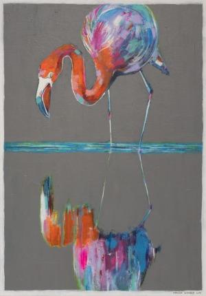 Karolina Kucharska, Odbicie flaminga, 2016