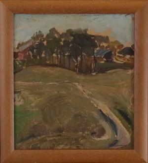Jerzy KARSZNIEWICZ (1878-1945) - ?, Pejzaż