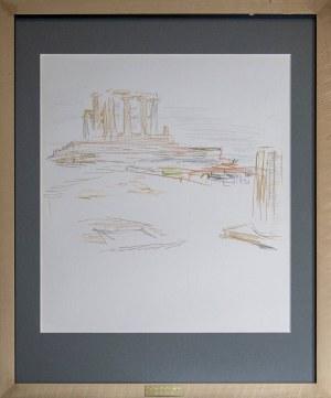 Oskar KOKOSCHKA (1886-1980) – według, Akropol
