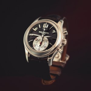 Zegarek naręczny Patek Philippe, Szwajcaria, Patek Philippe Annual Calendar Chronograph, 2008 r.