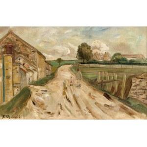 Tadeusz Makowski (1882 Oświęcim - 1932 Paryż), Droga