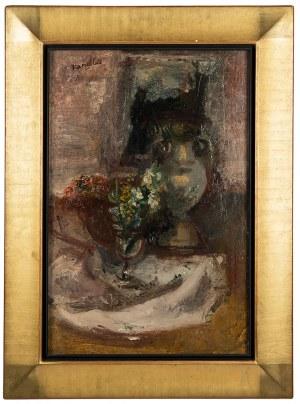 Rajmund Kanelba (1897 Warszawa - 1960 Londyn), Martwa natura, 1929 r.