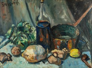 Nathan Grunsweigh (1883 Kraków - 1956 Paryż), Martwa natura