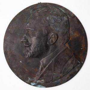 Czesław MAKOWSKI, POPIERSIE FELIKSA NAŁĘCZ-CICHOCKIEGO, 1919