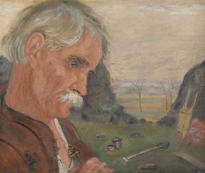 Wlastimil HOFMAN (1881-1970), Powrót, 1947