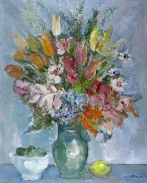 HenrykKRYCH (1905-1980), Kwiaty