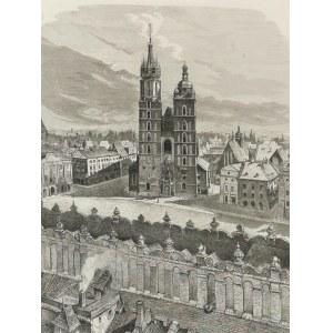 Jan MATEJKO (1838-1893), Kościół Panny Maryi w Krakowie, 1874 - 1876